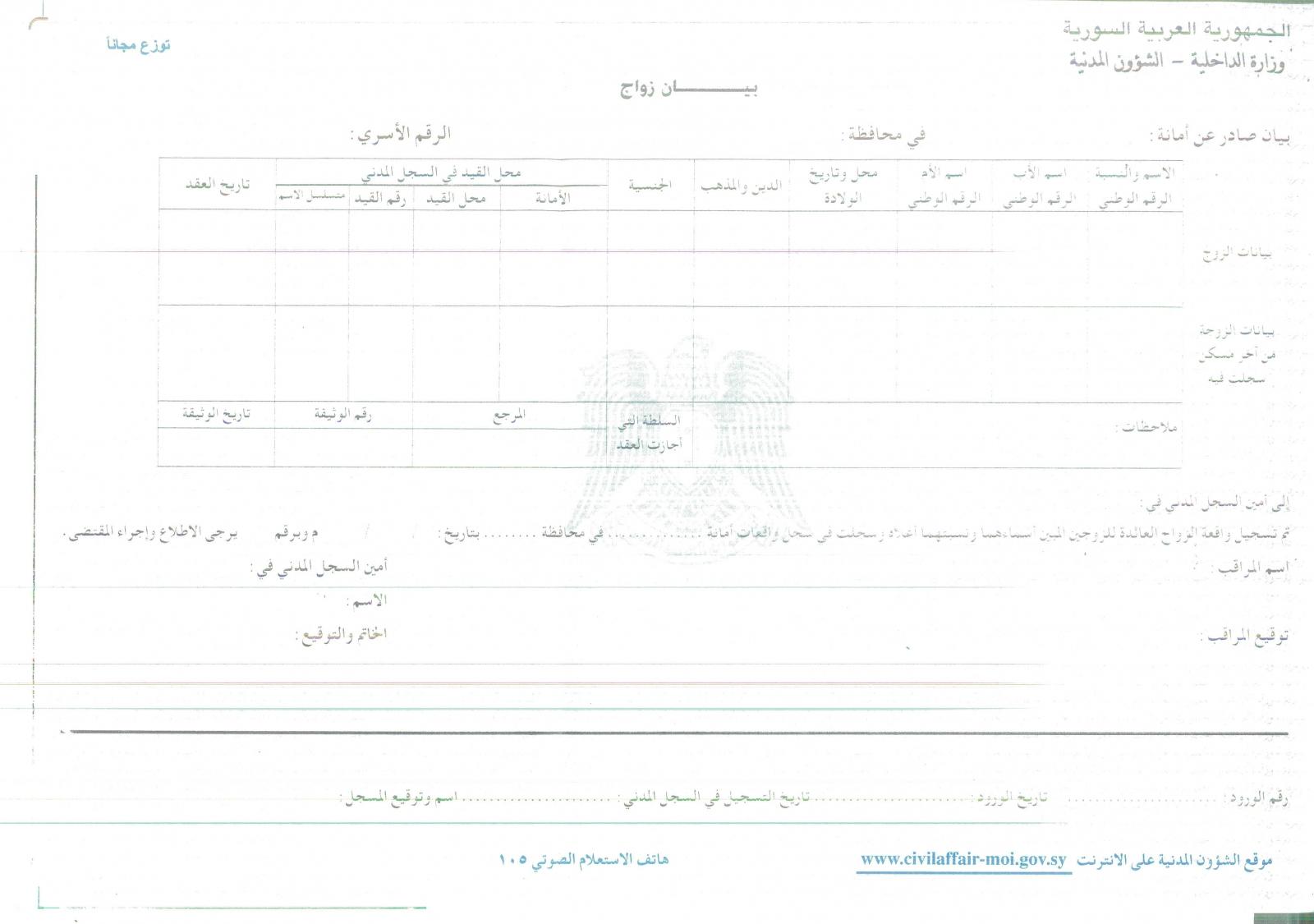 خدمات الزواج فى مصر pdf